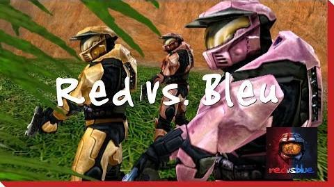Red vs. Bleu - Episode 22 - Red vs