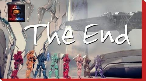 The End - Episode 20 - Red vs