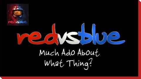 The E3 2004 Video Much Ado About What Thing? - Red vs