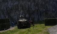 Caboose sneaking