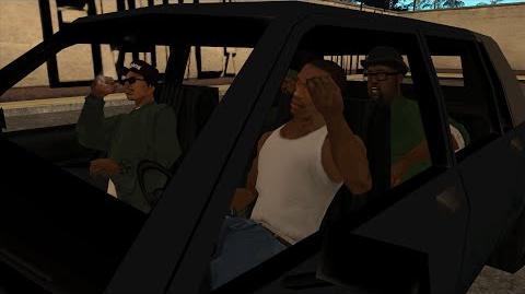 GTA SA Big Smoke's Order