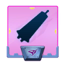 Chip esper weapon. melee