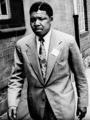 Mandela Nelson 1961