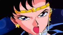 Sailor Star Fighter's stock introduction - 90's First Anime (Sailor Stars)