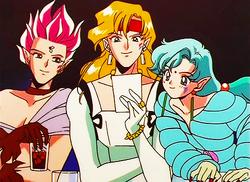 Amazontrio.anime