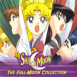 Sailor Moon The Full Moon Collection