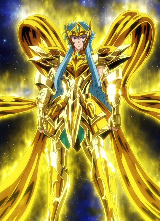 Myth Cloth Ex Aquarius Camus God Cloth (Soul Of Gold)