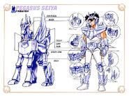 Pegasus Cloth2design