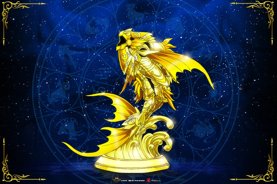 God Gold Cloth Piscis God Cloth Soul of Gold