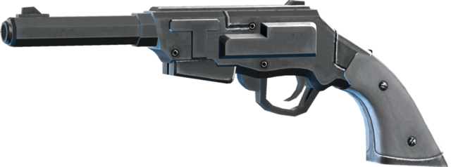 File:SRIV Pistols - Heavy Pistol - The Captain - Chrome-Plated.png