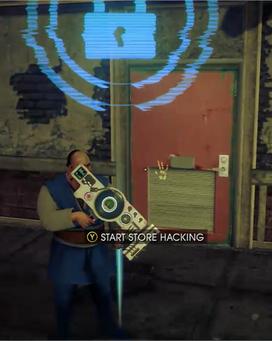 Store hacking start SRIV livestream