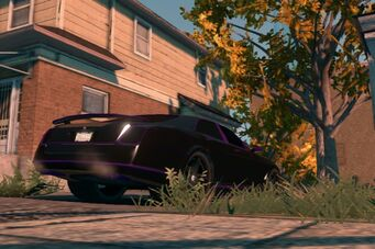 Infuego - rear right in Saints Row The Third