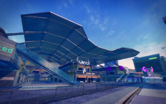 Nob Hill in Saints Row 2 - mall