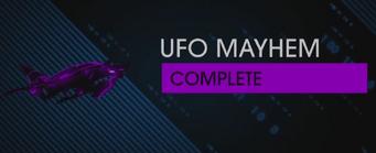 UFO mayhem complete