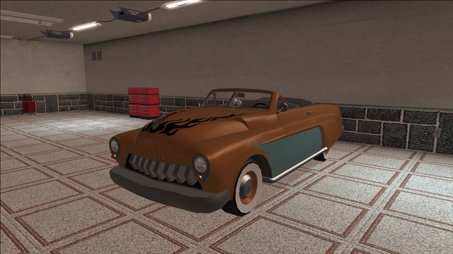 File:Saints Row variants - Gunslinger - Classic Convertible - front left.png