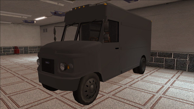 File:Saints Row variants - Delivery Truck - Unmarked - front left.png