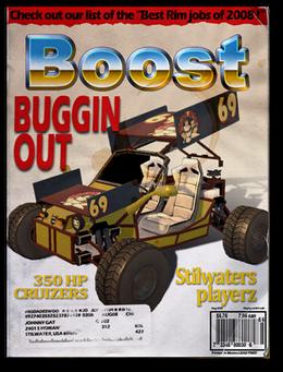 Boost-unlock mongoose