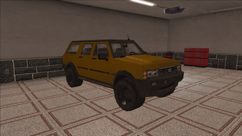 Saints Row variants - Traxx Master - Offroad - front right