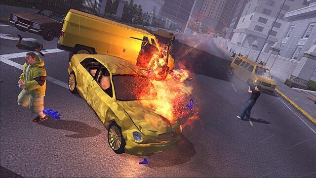 File:Flaming car.jpg