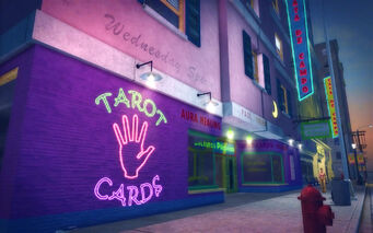 Ezpata in Saints Row 2 - Casa de Campo