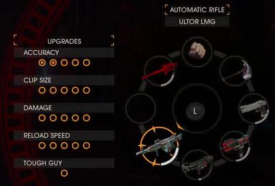 GOOH halloween livestream - Weapon - Rifles - Automatic Rifle - Ultor LMG