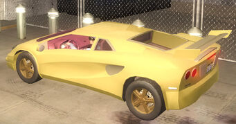 Attrazione in Saints Row 2 - rear left