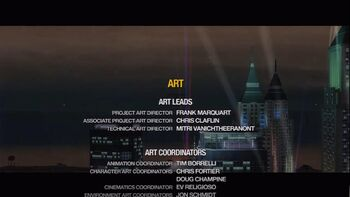 Saints Row 2 credits