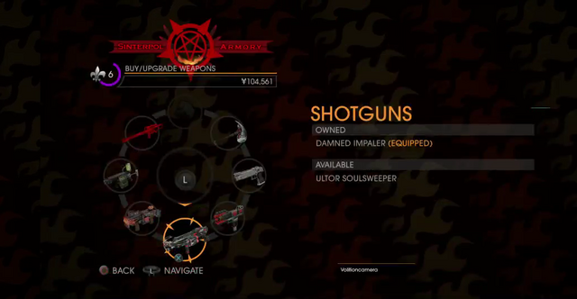 File:GOOH halloween livestream - Weapons - Shotguns - Ultor Soulsweeper.png