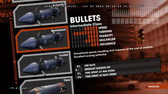 Saints Row Money Shot Bullet - Beelzebuth
