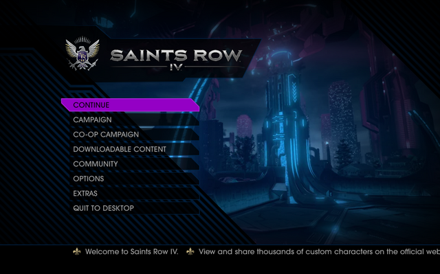 File:Saints Row IV Main Menu.png