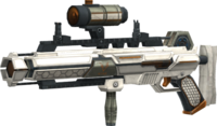 Viper Laser Rifle - Level 2 model