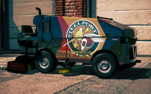 File:Puck Truck - front left parked in Saints Row IV.png