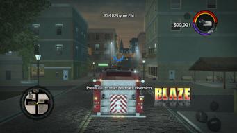 Blaze - rear in Saints Row 2