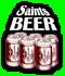Saints Row 2 clothing logo - beer