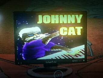 Johnny Cat