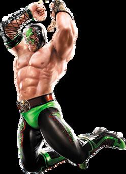 Killbane - character wrestling promo