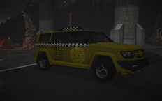 Taxi (Saints Row IV)