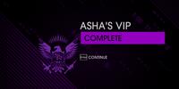 Asha's VIP