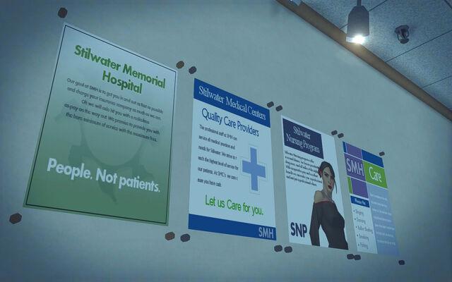 File:Stilwater Memorial Hospital - signs.jpg