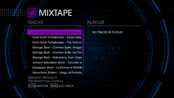Klassic 102.4 - Saints Row IV tracklist - top