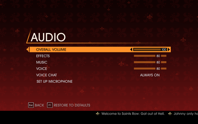 File:Saints Row Gat out of Hell - Main Menu - Options - Audio.png
