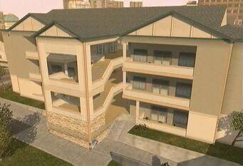Tidal Spring Apartments buildings