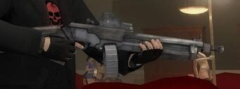 XS-2 Ultimax in-game closeup