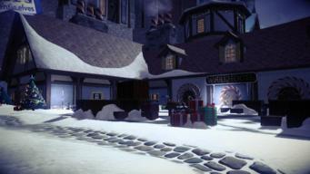 North Pole - Warehouse