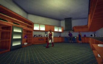 Hotel Penthouse - Classy - kitchen