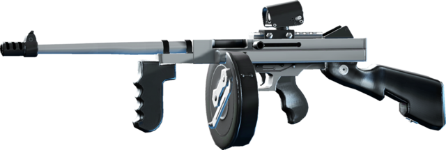 File:SRIV SMGs - Heavy SMG - Gangland - Black and White.png