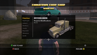 Saints Row Chop Shop - Chinatown - Peterliner