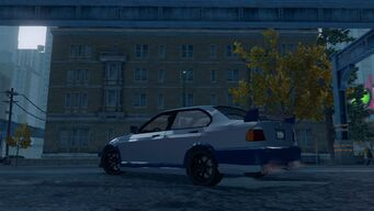 Nelson - rear left in Saints Row The Third