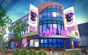 Sunsinger in Saints Row 2 - Shark Tank