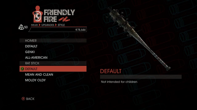 File:Weapon - Melee - Baseball Bat - Rat Stick - Default.png
